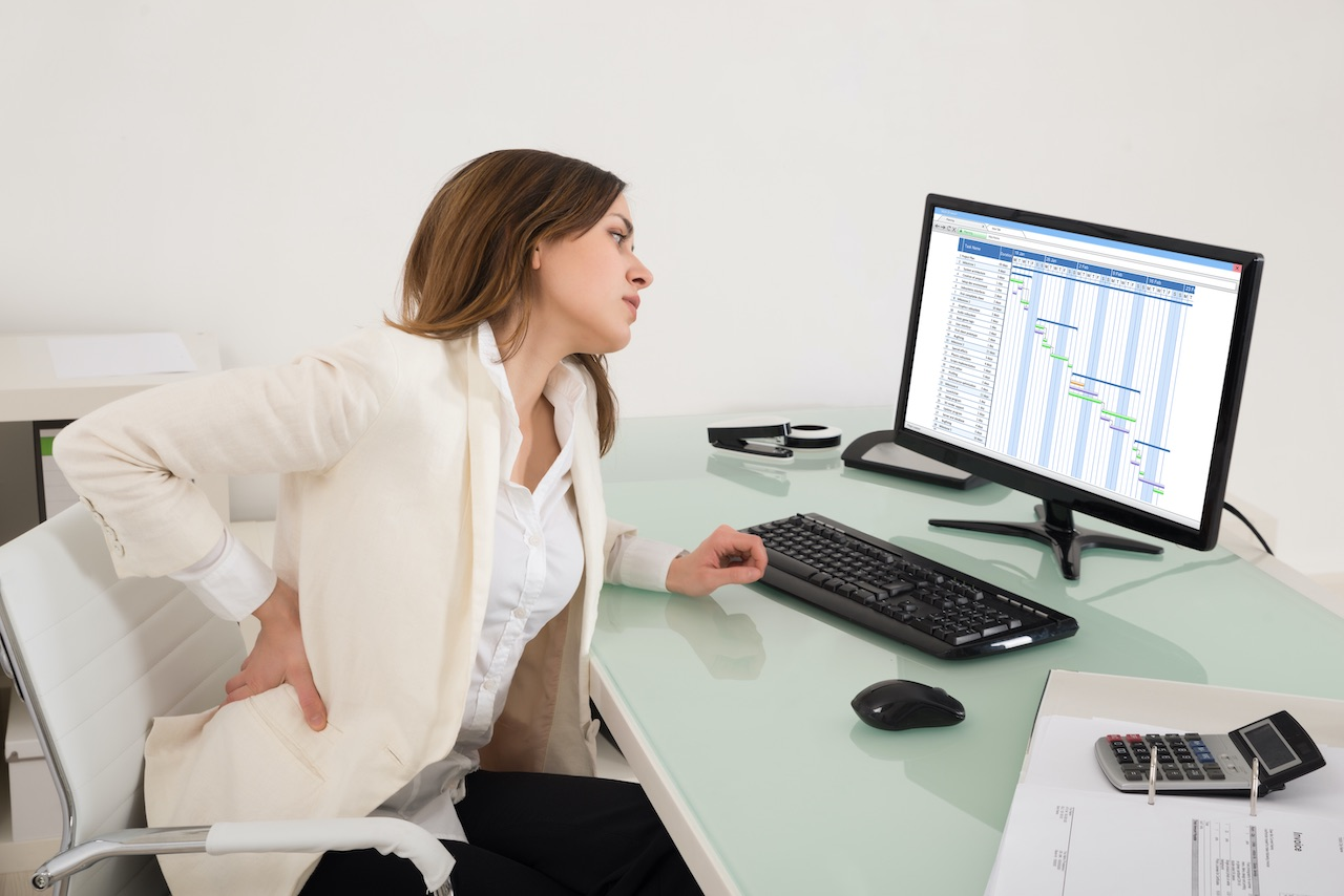 ergonomic risk factors in the office