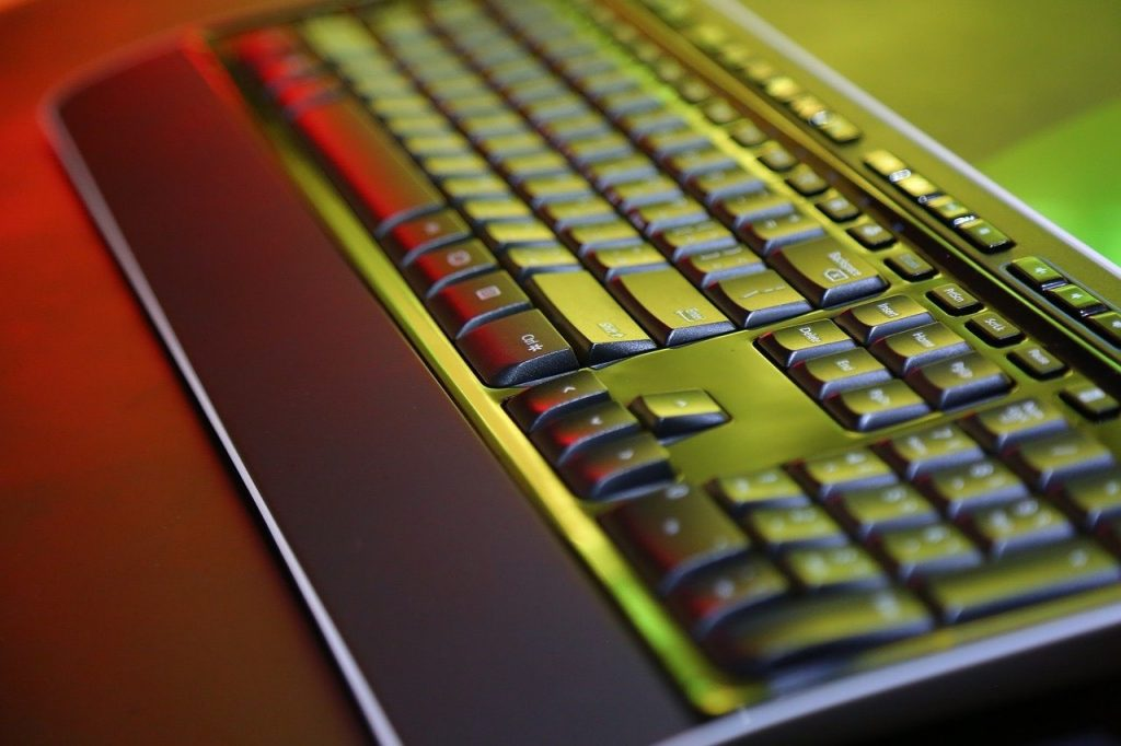 ergonomic keyboards are useful for men and women