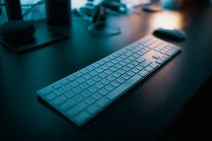 keyboard thin en flat